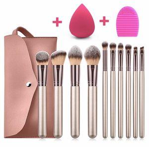 Makeup brush set for Sale in Houston, TX