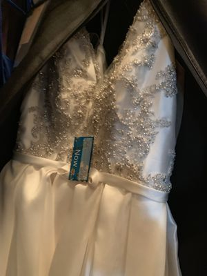 NEW Unaltered Beautiful Wedding Gown by Sottero-Midgley for Sale in Payson, AZ