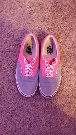 Hot Pink VANS for Sale in Fredericksburg, VA