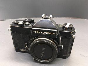 Nikkormat camera for Sale in Portland, OR