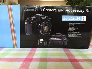 35mm Film SLR Camera and Accessory Kit for Sale in Germantown, MD