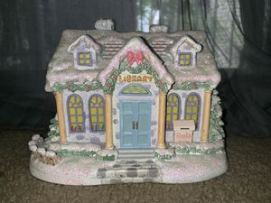 Precious Moments Quiet Time Library-Hawthorne Village Collection for Sale in San Antonio, TX