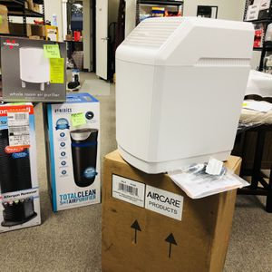 NEW !! AIR CARE 2700 Sq Ft 6 GALLON EVAPORATIVE HUMIDIFIER ! Fully Complete for Sale in Rancho Cucamonga, CA