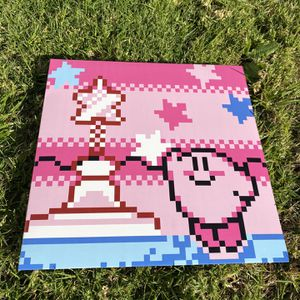 """Kirby's Adventure 12"""" OST Vinyl VGM for Sale in Los Angeles, CA"""