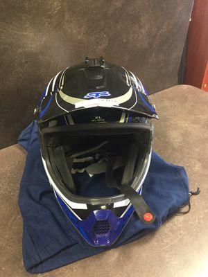 Fox tracer motorcycle helmet for Sale in Whittier, CA
