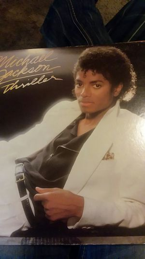 Michael Jackson Thriller Record for Sale in St. Louis, MO