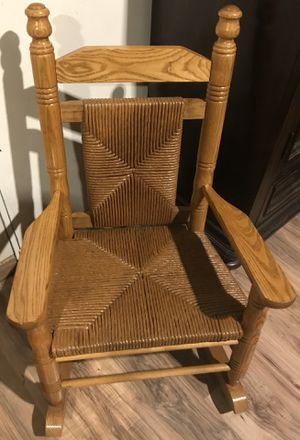 Cracker Barrel kids rocking chair for Sale in Phoenix, AZ