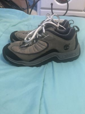Timberland hiking boots size 7W for Sale in Arvada, CO