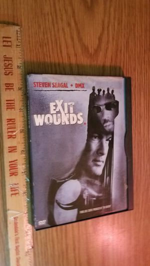 Exit wounds. for Sale in Rincon, GA