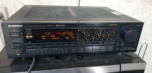400 watt pioneer receiver with equalizer for Sale in Bakersfield, CA