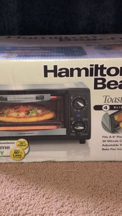 HAMILTON BEACH TOASTER OVEN for Sale in Belleville,  IL