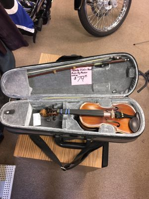 Helmke violin by master luthier for Sale in Cheshire, CT