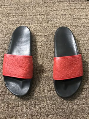 Gucci Slides size 10 for Sale in Buffalo, NY