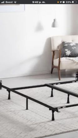 METAL BED FRAME ADJUSTABLE for Sale in Magna,  UT