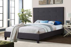 Full Bed, Grey, SKU# MLT7566FGRTC for Sale in Norwalk, CA