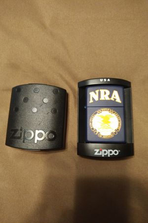 NRA Zippo Lighter for Sale in Coraopolis, PA