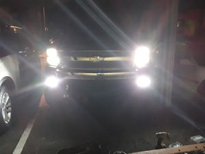 Chevy Colorado led headlights & fogs for Sale in Payson, AZ
