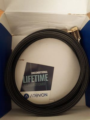 Brand new hdmi cable firm pick up in Fontana for Sale in Fontana, CA