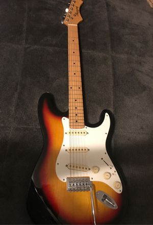 Harmony electric guitar for Sale in Granite City, IL