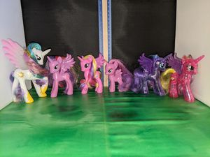 My little pony Princesses Lot for Sale in Tacoma, WA