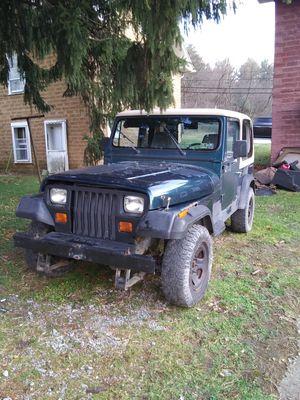 1995 Jeep wrangler for Sale in Latrobe, PA