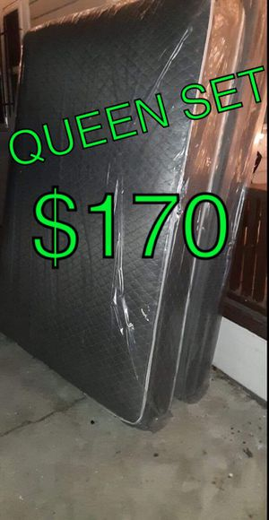 Queen set for Sale in Los Angeles, CA