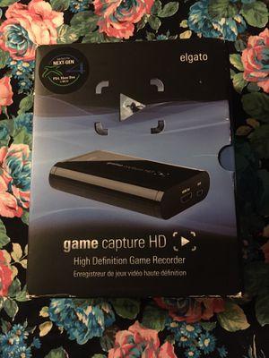 Elgato Game Capture HD for Sale in Renton, WA