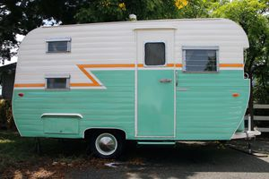 1961 Manorette Vintage Travel Trailer Camper for Sale in Solana Beach, CA