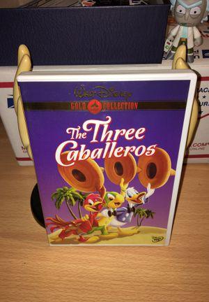 Three Caballeros — DVD for Sale in Artesia, CA