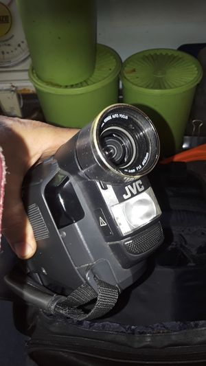 JVC digital movies camera older but highly rated. for Sale in Hollywood, FL