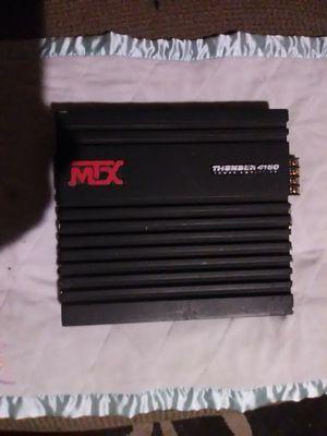 M. T.X thunder4160 n- channel vfet amplifier for Sale in Turlock, CA