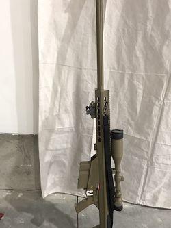 Barnett Sniper Rifle (Airsoft) for Sale in Wenatchee,  WA