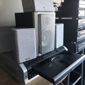 Pioneer DVD/CD 5.1 Channel Surround Sound for Sale in El Paso, TX