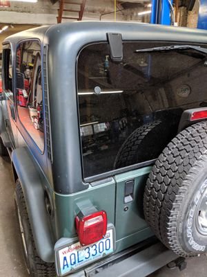 2000 Jeep Wrangler sport for Sale in Seattle, WA