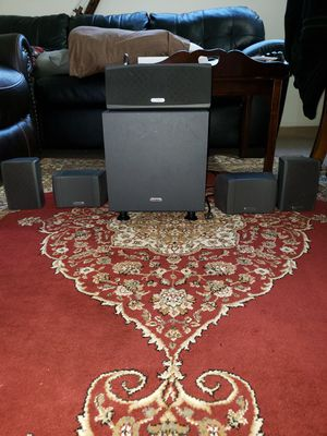 6pc Cambridge soundworks Stereos for Sale in Brockton, MA
