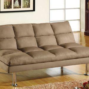 Light Brown Saratoga Futon Sofa for Sale in Tempe, AZ