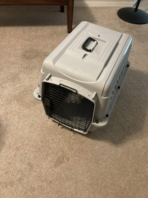 Classic Kennel Small Dog grey for Sale in Orlando, FL
