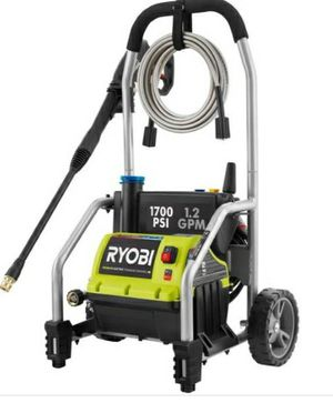 Ryobi 1700psi Presure Washer-- never been removed from original packaging for Sale in Hixson, TN