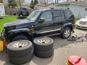 2006 jeep liberty parts for Sale in Taylor, MI