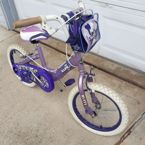"Huffy ""Major Firt "" Girls Bike 14"" Good Condition for Sale in Canton, MI"
