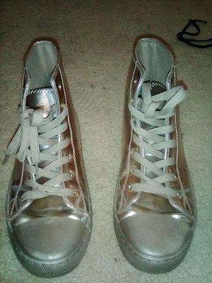 Gold high tops for Sale in Winchester, CA