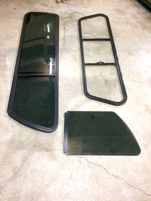 Canopy/camper/shell WINDOWS for Sale in Mountlake Terrace, WA
