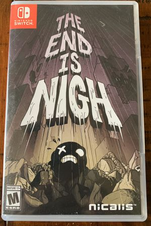 The End Is Nigh Nintendo Switch for Sale in Glendale, AZ