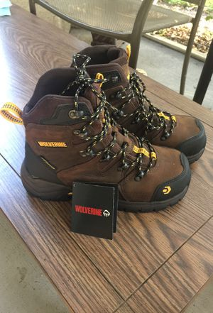 Wolverine Men Contractor LX CarbonMAX Work Boot for Sale in Orlando, FL