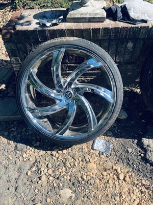 "24"" rims for sale for Sale in Waldorf, MD"