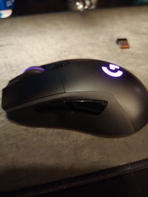 Logitech G403 Wireless Gaming Mouse for Sale in Newton, KS