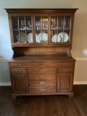 Table and hutch for Sale in Morrisville, PA