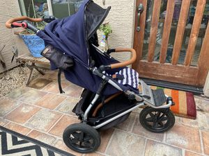 Mountain Buggy Urban Jungle Luxury Collection Nautical Stroller for Sale in Goodyear, AZ