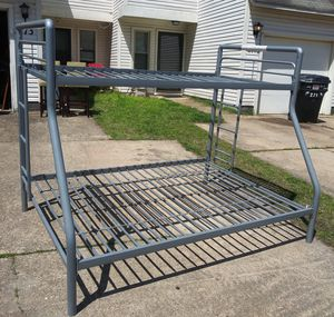 Full/Twin Bunk Bed for Sale in Virginia Beach, VA