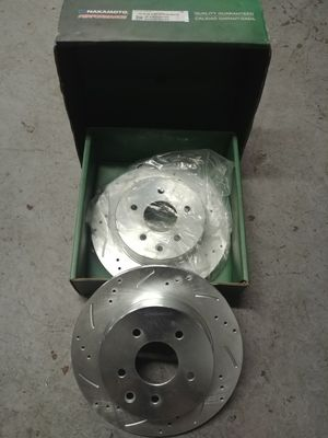 Nakamoto brake rotors for Sale in Levittown, PA